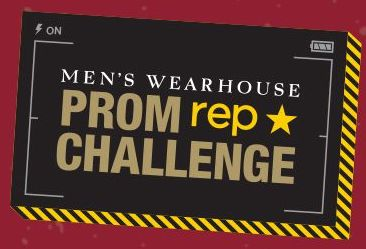Men's Wearhouse Prom Rep Challenge
