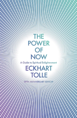 Book cover of 'The Power of Now'