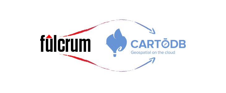 Fulcrum is Attending CartoDB14