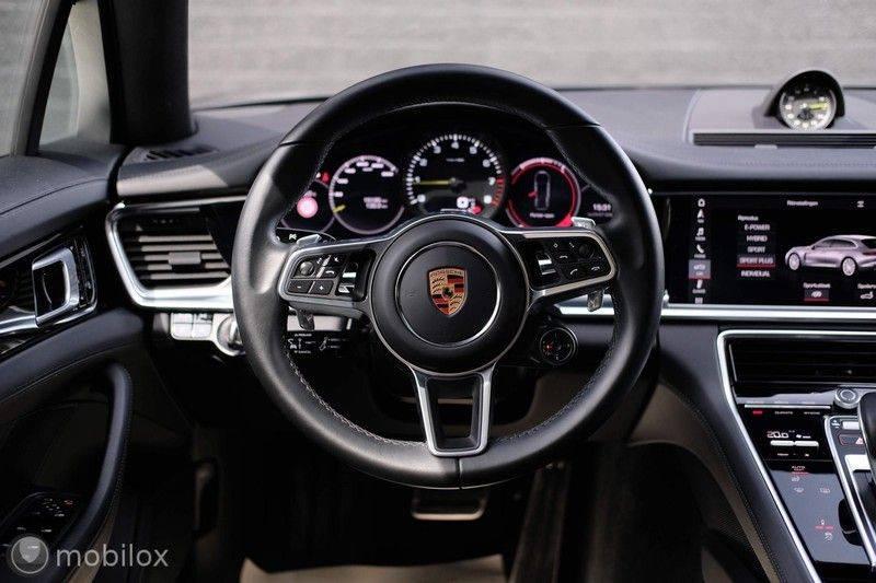 Porsche Panamera Sport Turismo 2.9 4 E-Hybrid | Sport Chrono afbeelding 11