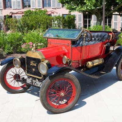 Ford Model T Convertible 1911 2