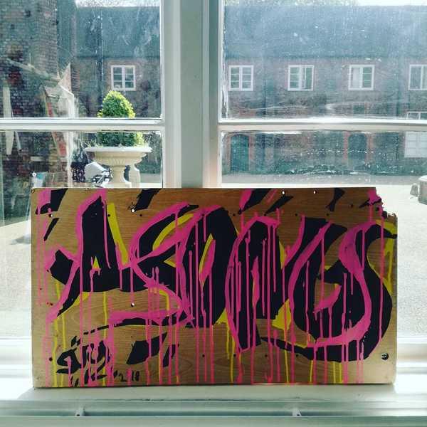 Thanks @sugi.wa for the personalised sign! #asongs #sugiwa