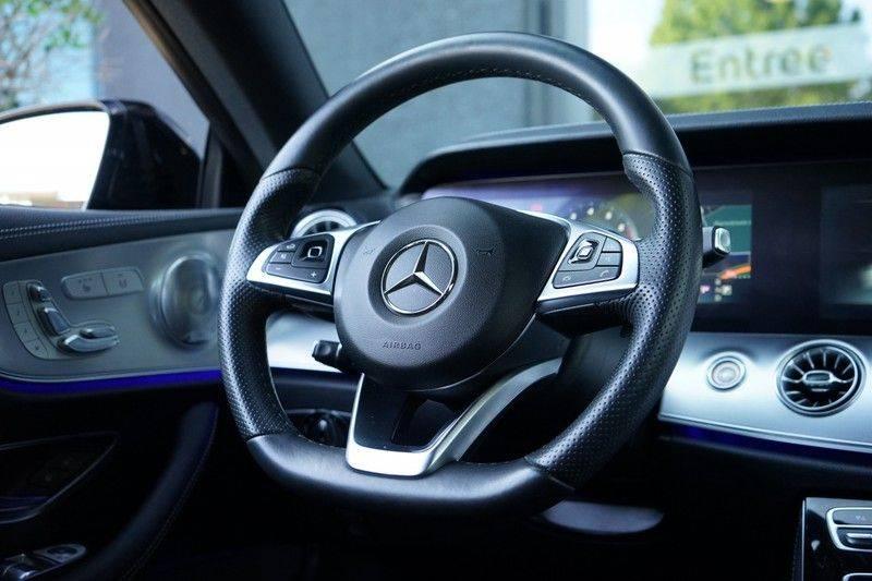 Mercedes-Benz E-Klasse Coupé 200 Premium Plus AMG, Pano, Burmester afbeelding 4