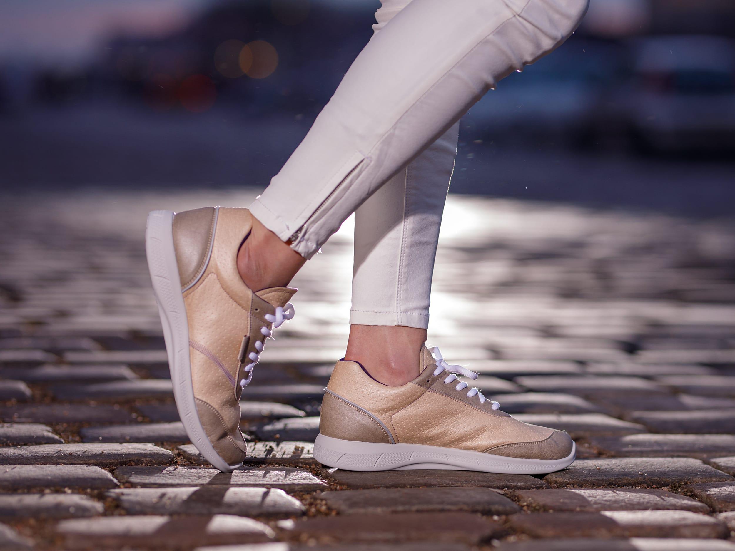 Neo Walk in Ivory/Champagne für Damen