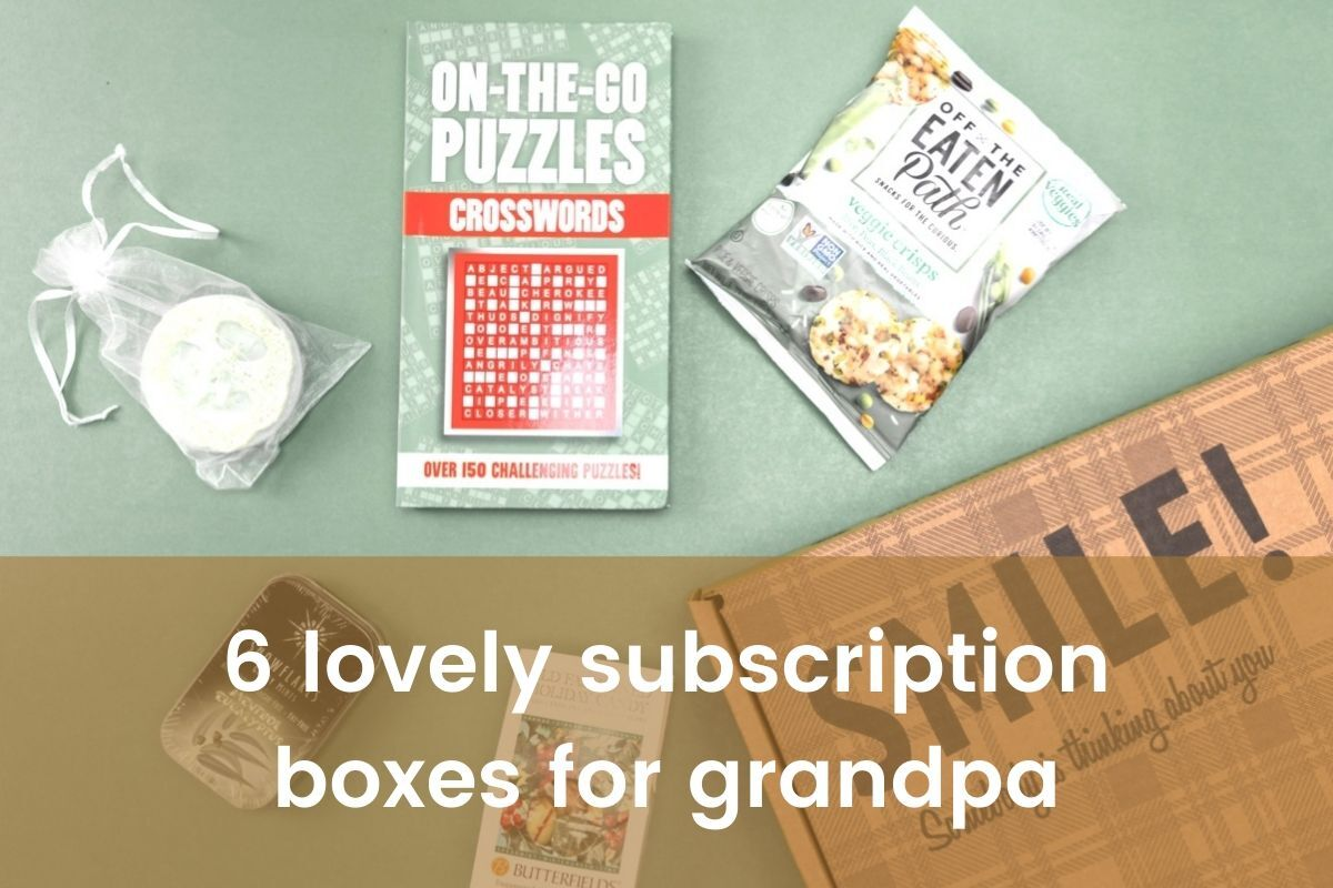6 lovely subscription boxes for grandpa- Featured Shot