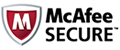 McAfee Security Badge.