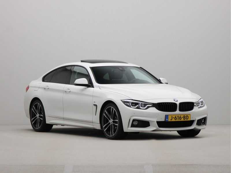 BMW 4 Serie Gran Coupé 420i High Executive M-Sport Automaat afbeelding 3