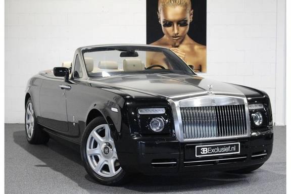 Rolls-Royce Phantom Drophead 6.7 V12 DropHead Cabriolet