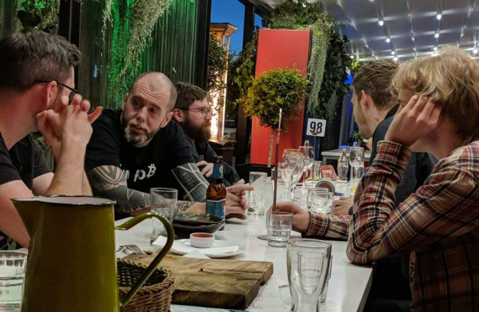 NavCoin Meetup in Auckland