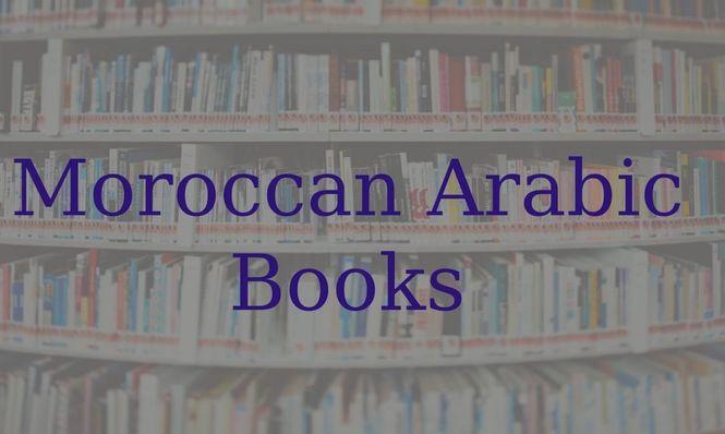 top moroccan darija books