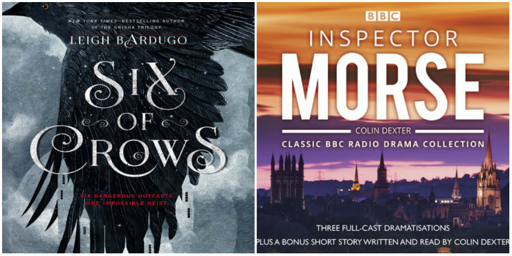 Six of Crows, Inspector Morse: Classic BBC Radio Drama Collection