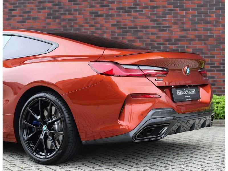 BMW 8 Serie M850i xDrive *Carbon*Soft-Close*Head-Up* afbeelding 12