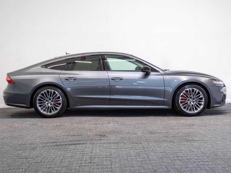 Audi A7 Sportback 55 TFSI e quattro Pro Line | 367PK | Plug in Hybrid | Adapt. Cruise | Pano.Dak | Keyless-entry | Head-Up | 360-Camera | Trekhaak | B&O Sound afbeelding 3
