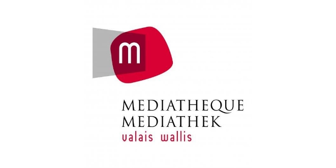 Logo Valais Media Library