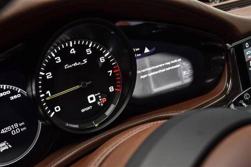 Porsche Panamera TURBO S E-HYBRID NP 258K,4WSTURING+BURMESTER afbeelding 22