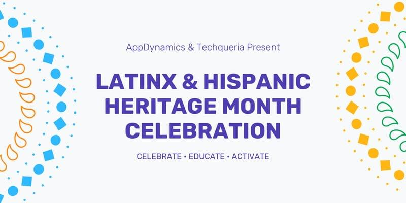 Latinx & Hispanic Heritage Month Celebration at AppDynamics
