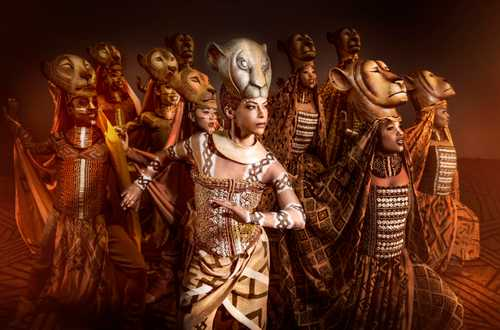 Q&A with the cast of Disney's THE LION KING