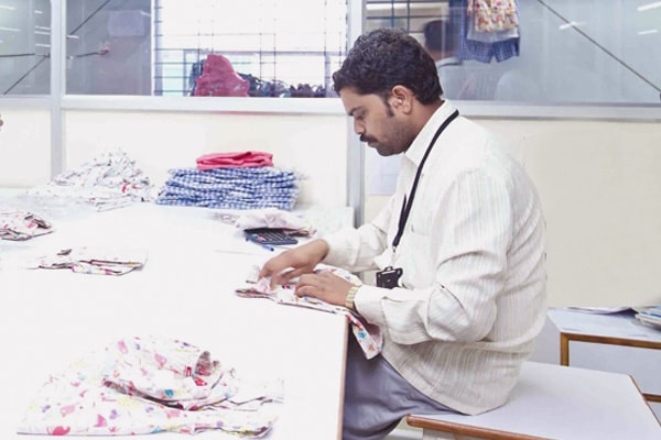 quality audits for apparel