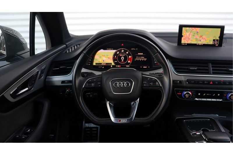 Audi Q7 4.0 TDI SQ7 quattro Pro Line + BOSE, Ruitstiksel, Carbon, Trekhaak afbeelding 6