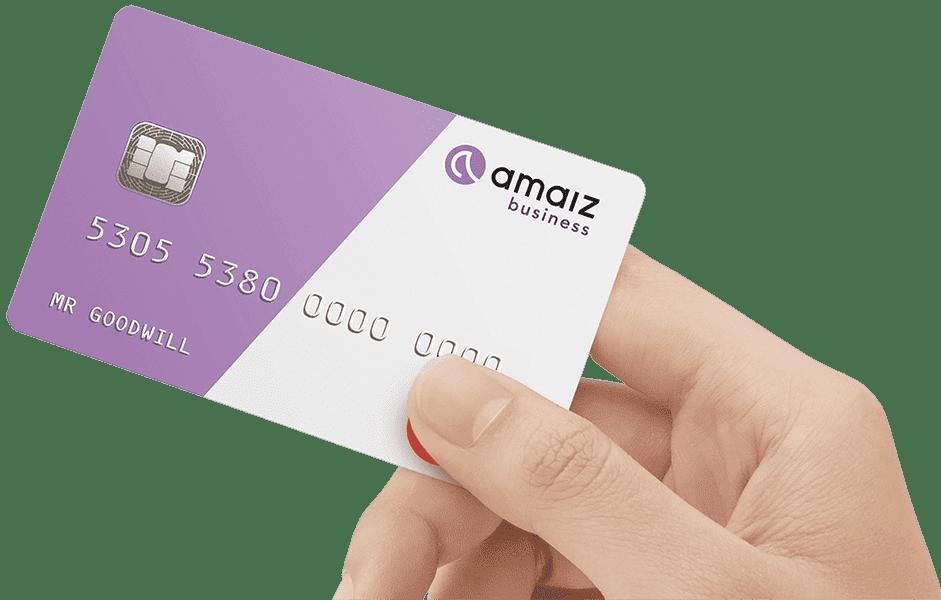 Amaiz Business Card