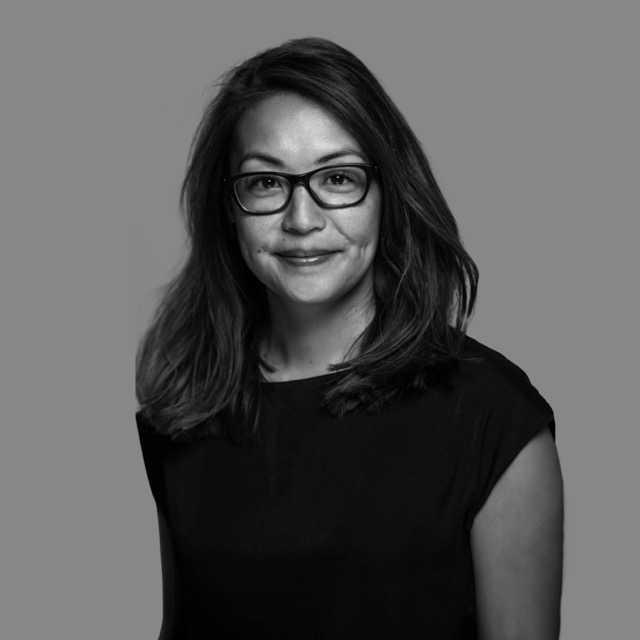 Marlin Hawk London's Global Operations Director Emma Wong