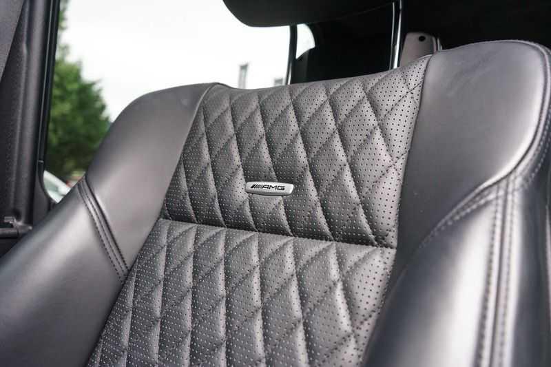 Mercedes-Benz G-Klasse 65 AMG DESIGNO MAGNO NIGHT BLACK afbeelding 24