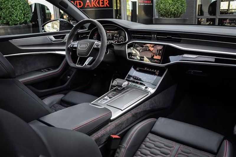 Audi RS7 DYNAMIC PLUS+PANO.DAK+DESIGNPAKKET (600 PK) afbeelding 14