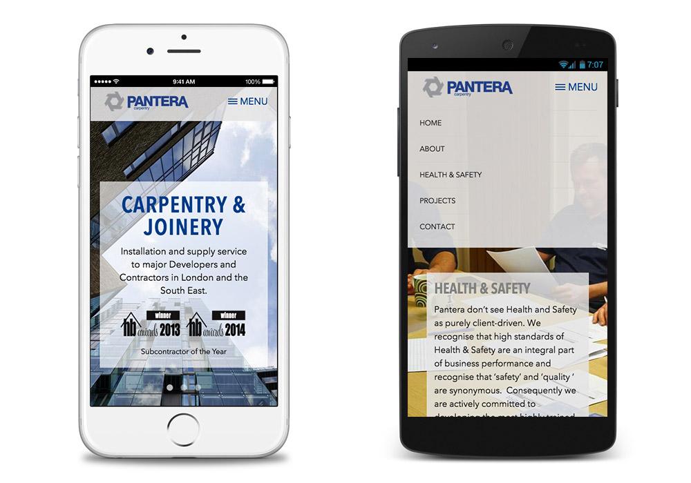 Pantera mobile