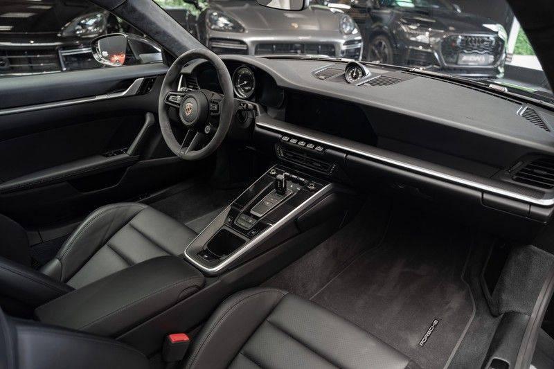 Porsche 911 992 S Sport Design Pakket Sport Chrono Sport Uitlaat Bose Pano 3.0 Carrera S Led Matrix Lift Alcantara Hemel afbeelding 17