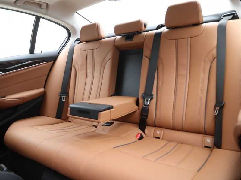 BMW 5 Serie 520d Luxury Line High Executive afbeelding 24
