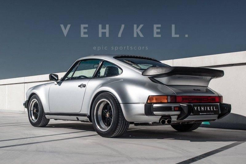 Porsche 911 930 3.3 Turbo Coupé // uitzonderlijk mooie staat afbeelding 7