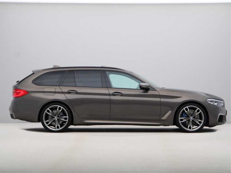 BMW 5 Serie Touring M550d xDrive High Executive Automaat Euro 6 afbeelding 6