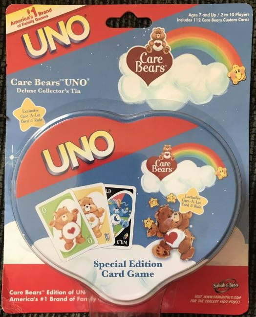 Care Bears Uno