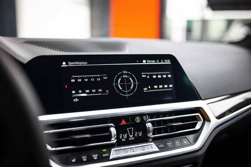 BMW M3 Competition G80 *HUD / M Driver's Pack / Laser / Keramisch / Harman-Kardon / Schaalstoelen* afbeelding 17
