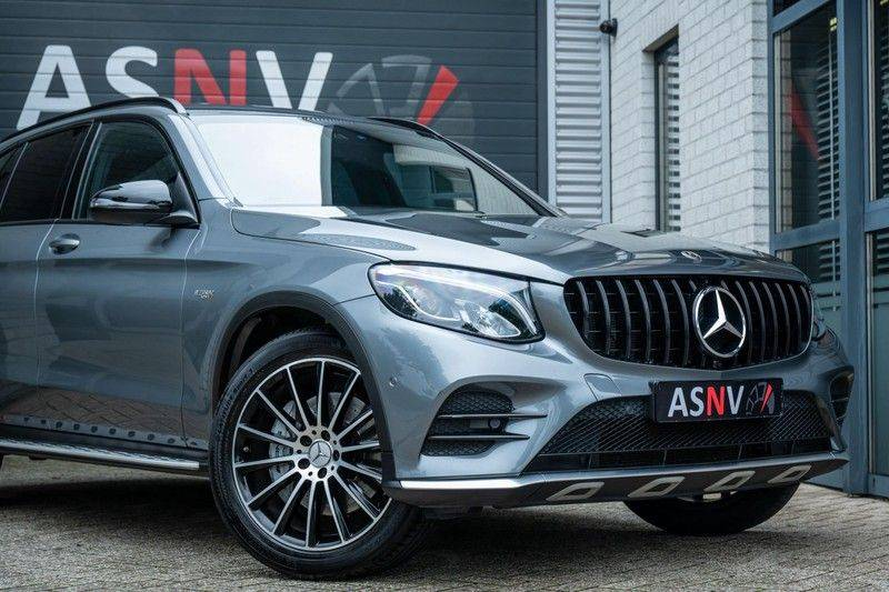 Mercedes-Benz GLC 43 AMG 4MATIC, 367 PK, 63 AMG Look, Panoramica, Airmatic, Trekhaak, Camera, LED, Comand Online, 87DKM! afbeelding 22
