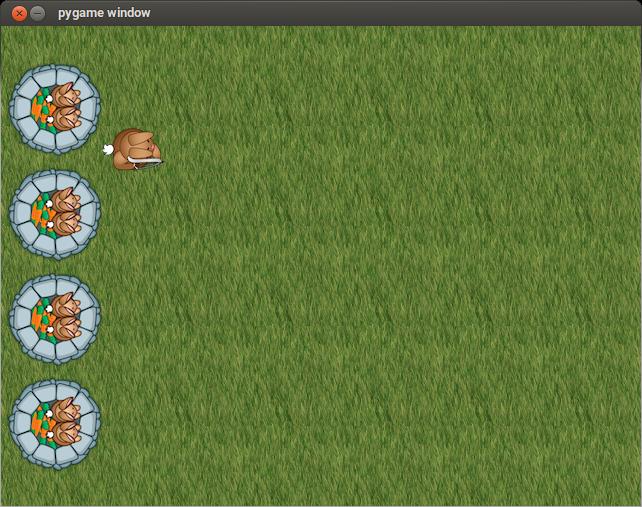 Game dengan background