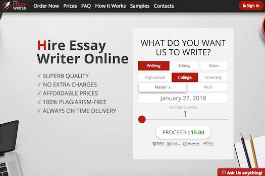 pro-essay-writer.com review