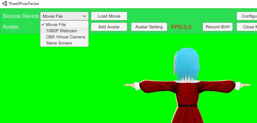 Webカメラを使う