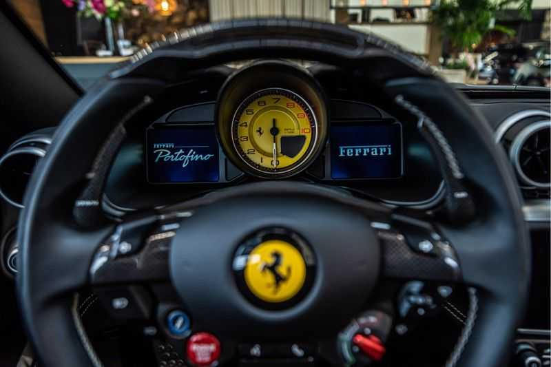 Ferrari Portofino 3.9 V8 HELE | Carbon | Alcantara | Homelink | Camera | afbeelding 5
