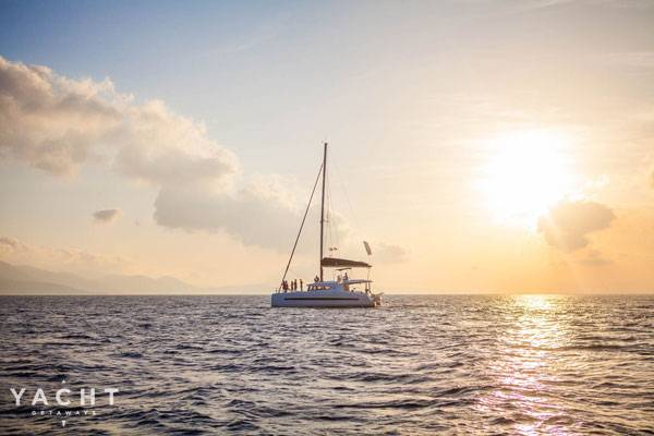 Ten Reasons Why A Sailing Trip Should Be Your Next Family Holiday