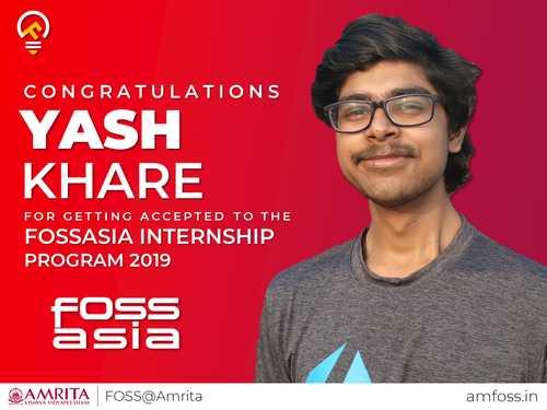 yash-khare-selected-for-fossasia-internship-2019's image