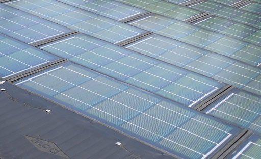 solar shingles Dow's Powerhouse line