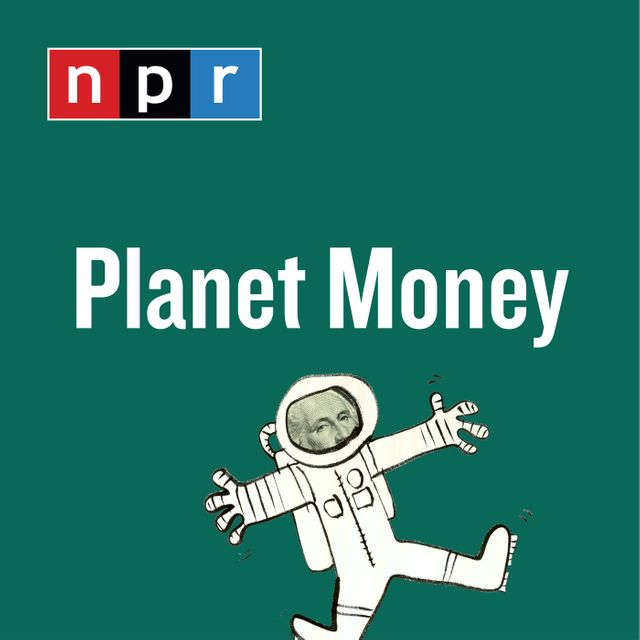 podcast cover of Planet Money by NPR