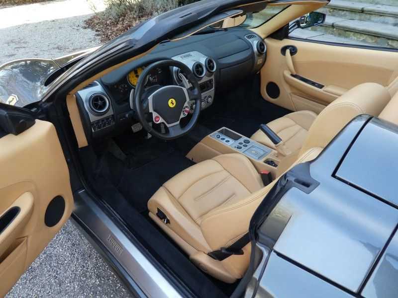 Ferrari F430 4.3 V8 Spider F1, org. NL-auto afbeelding 3