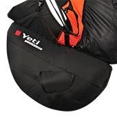 Yeti convertible airbag