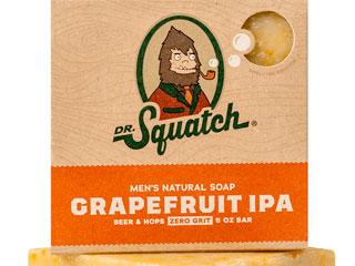 Dr. Squatch Soap (Grapefruit IPA)