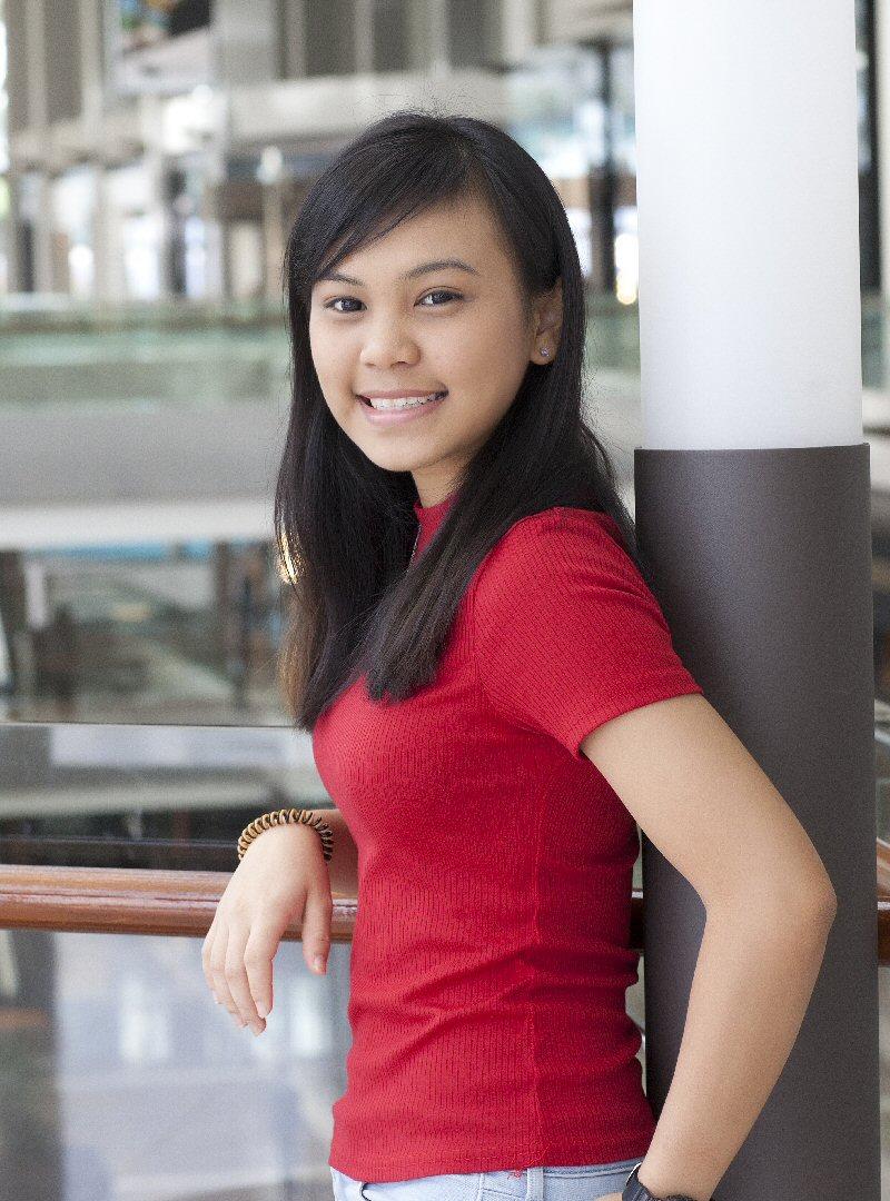 Photograph of Teo Mei Fang