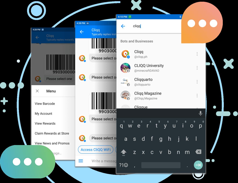 CLiQQ Messenger