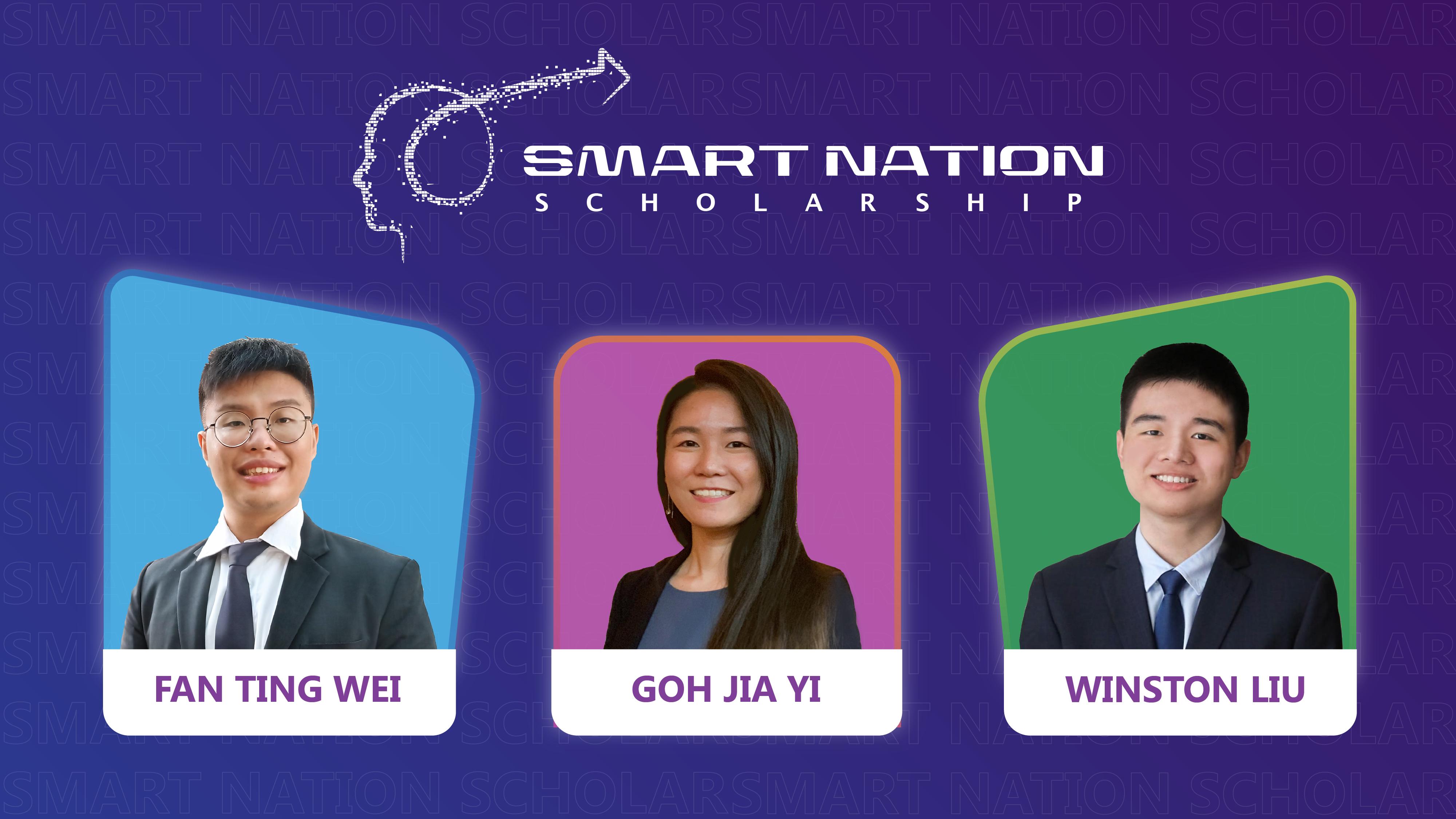 Smart Nation Scholars