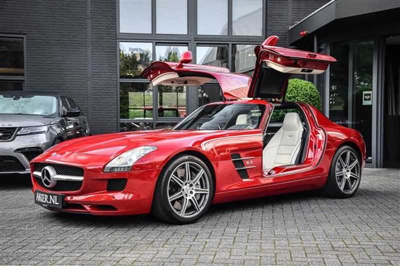 Mercedes-Benz SLS SLS AMG EXCLUSIVE DESIGNO+CAMERA (571 PK) afbeelding 21